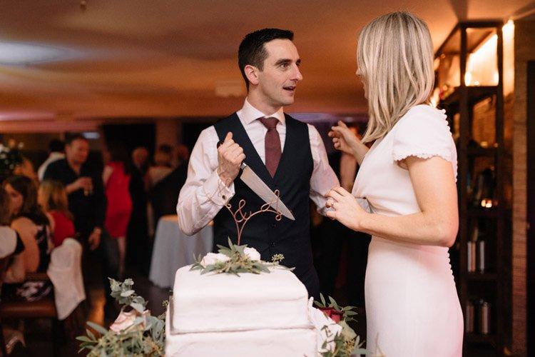 167 medley wedding dublin wedding photographer newman university church
