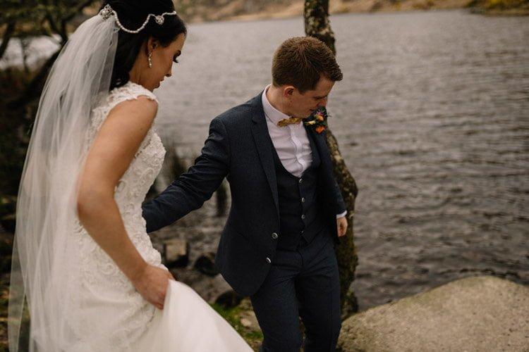 091 gougane barra wedding wedding photographer cork