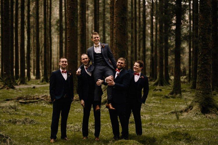 107 gougane barra wedding wedding photographer cork