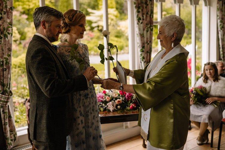 106 cashel house wedding connemara photography