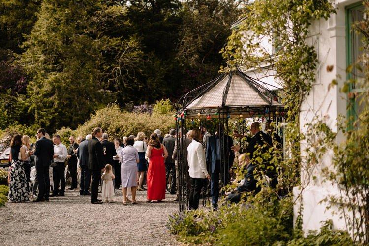 127 cashel house wedding connemara photography