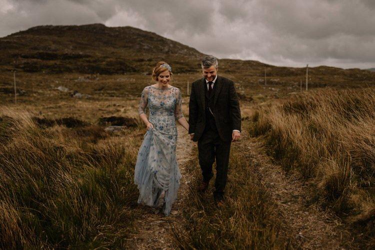141 cashel house wedding connemara photography