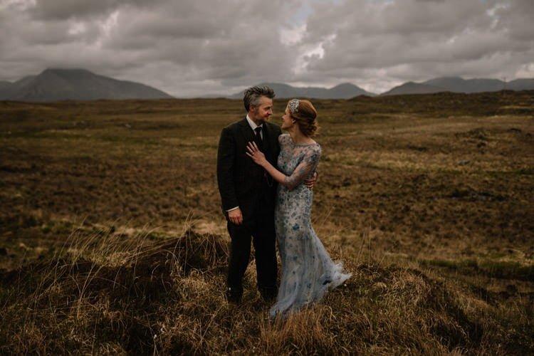 151 cashel house wedding connemara photography