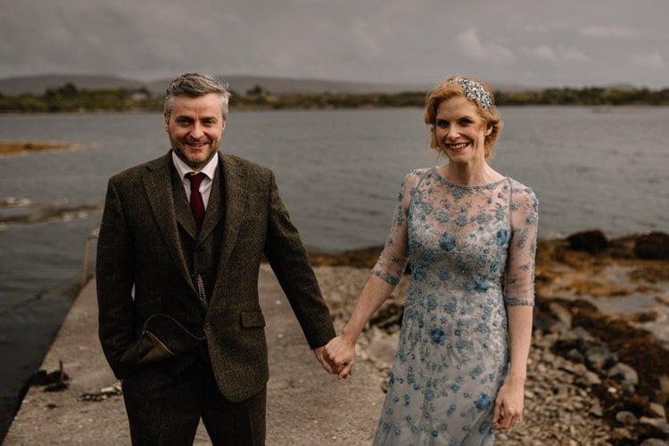 169 cashel house wedding connemara photography
