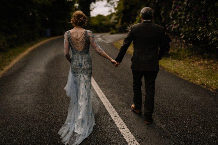 171 cashel house wedding connemara photography