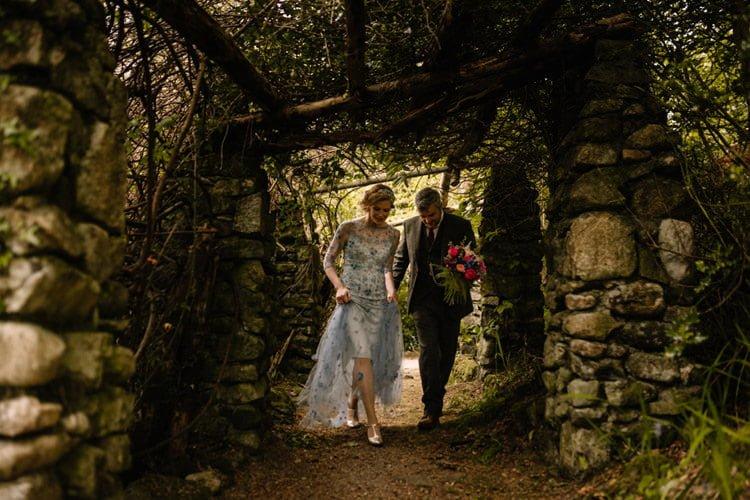 181 cashel house wedding connemara photography