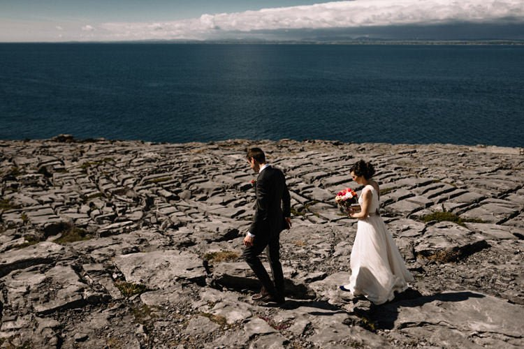 093 intimate newtown castle wedding dough mor lodge the wild atlantic way