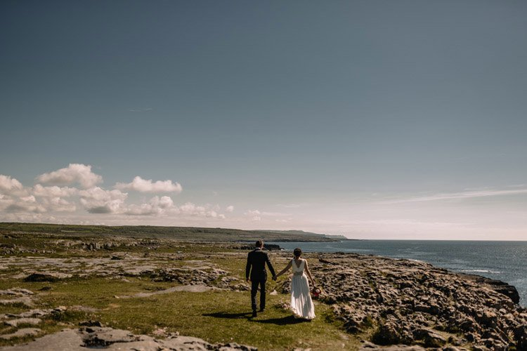 104 intimate newtown castle wedding dough mor lodge the wild atlantic way