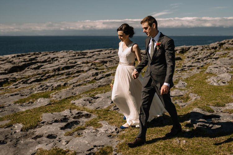 105 intimate newtown castle wedding dough mor lodge the wild atlantic way