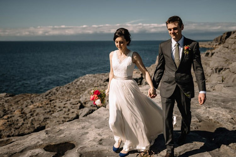 120 intimate newtown castle wedding dough mor lodge the wild atlantic way
