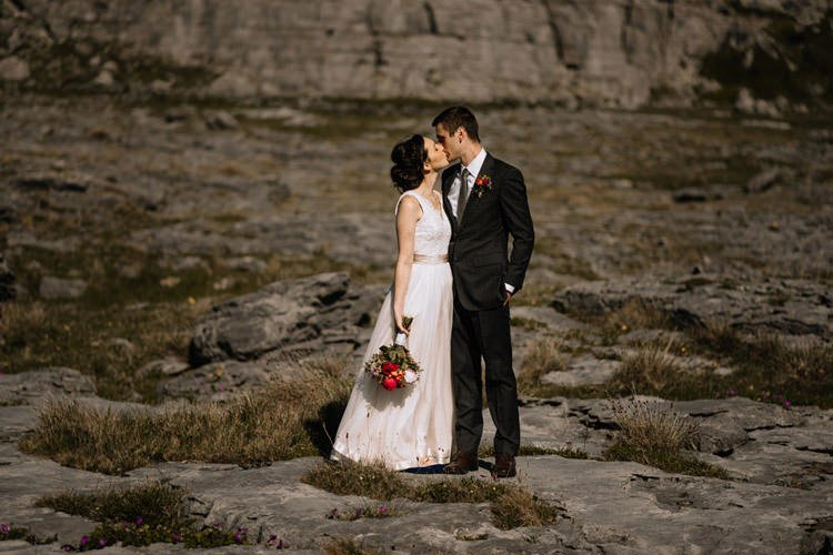 135 intimate newtown castle wedding dough mor lodge the wild atlantic way