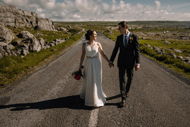 136 intimate newtown castle wedding dough mor lodge the wild atlantic way