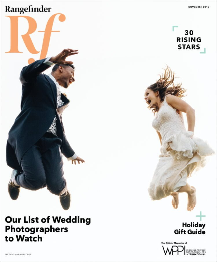 30 Rising Stars of Wedding Photography 2017