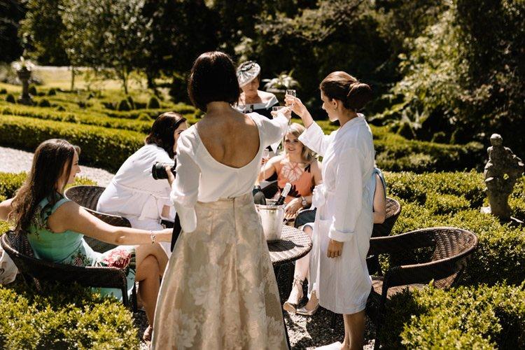 029 summer outdoor wedding at marlfield house wedding photographer