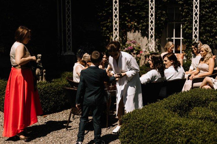 032 summer outdoor wedding at marlfield house wedding photographer