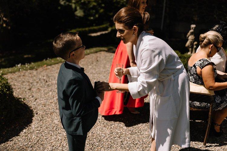 034 summer outdoor wedding at marlfield house wedding photographer