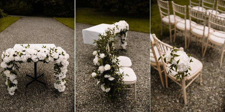 037 summer outdoor wedding at marlfield house wedding photographer
