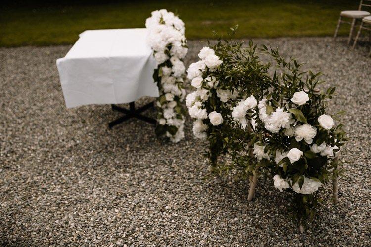 038 summer outdoor wedding at marlfield house wedding photographer