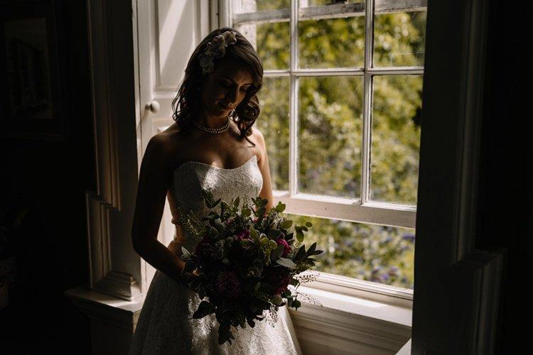 039 roundwood house intimate wedding