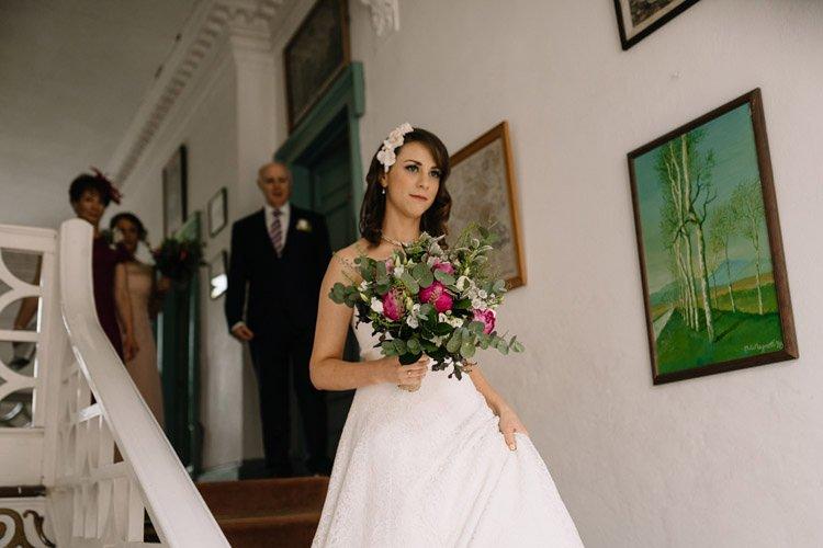 046 roundwood house intimate wedding