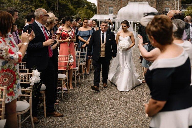 054 summer outdoor wedding at marlfield house wedding photographer
