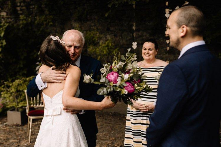 055 roundwood house intimate wedding