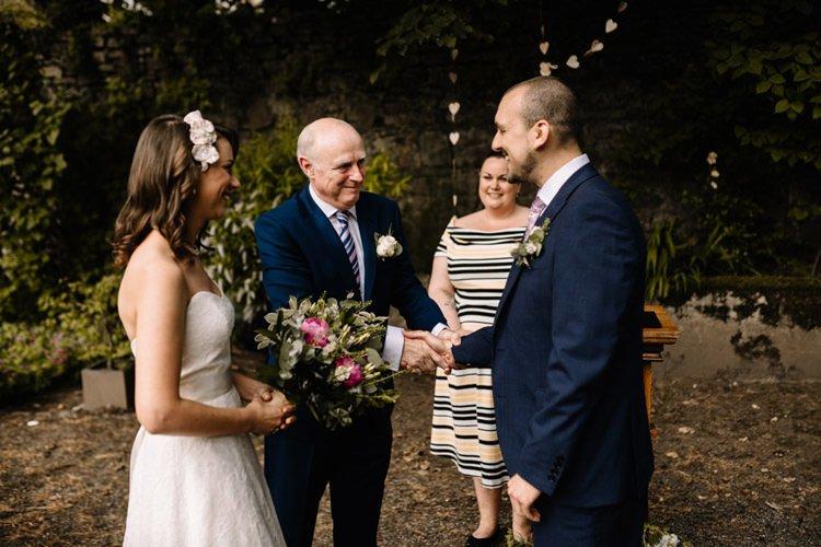 056 roundwood house intimate wedding