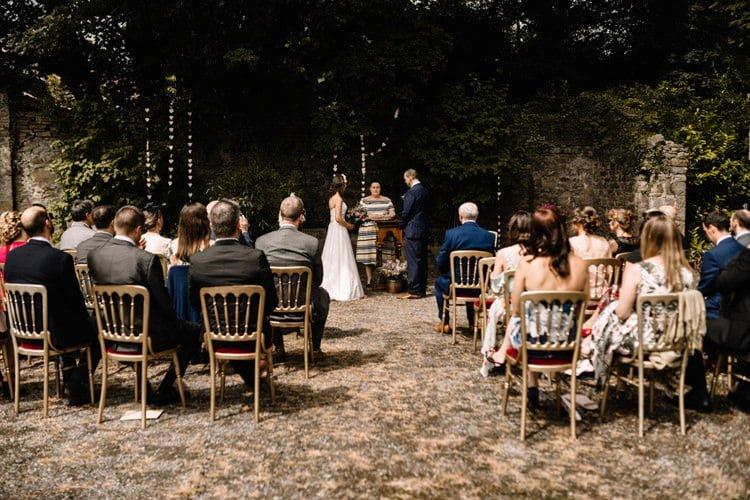 058 roundwood house intimate wedding
