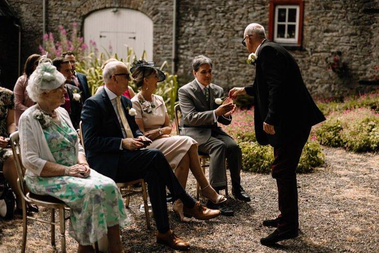 059 roundwood house intimate wedding