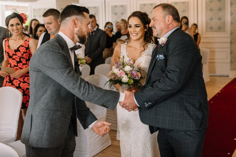 061 crover house hotel wedding photographer ireland