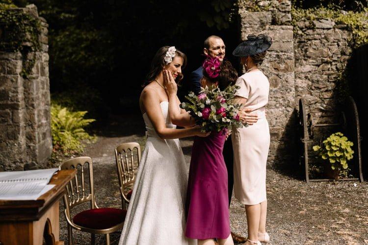 064 roundwood house intimate wedding