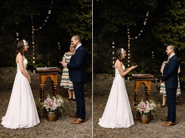 065 roundwood house intimate wedding