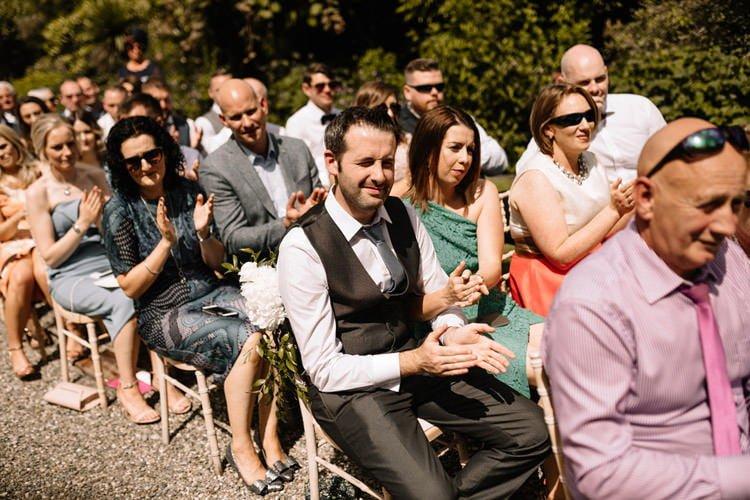 066 summer outdoor wedding at marlfield house wedding photographer