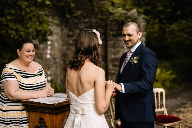 068 roundwood house intimate wedding
