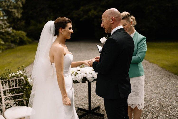 076 summer outdoor wedding at marlfield house wedding photographer