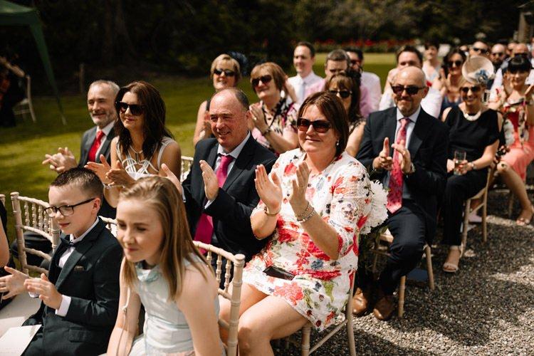 082 summer outdoor wedding at marlfield house wedding photographer