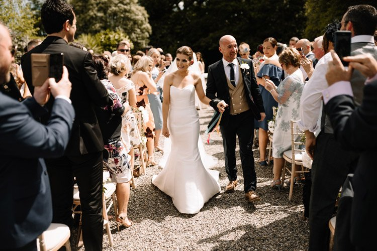 083 summer outdoor wedding at marlfield house wedding photographer