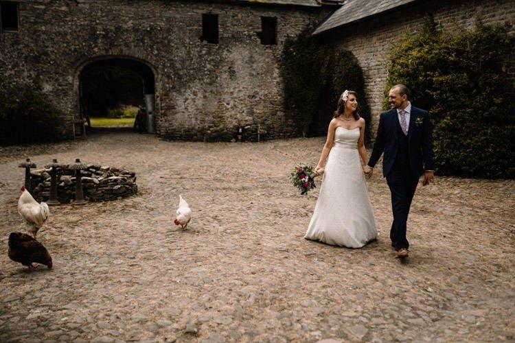 086 roundwood house intimate wedding