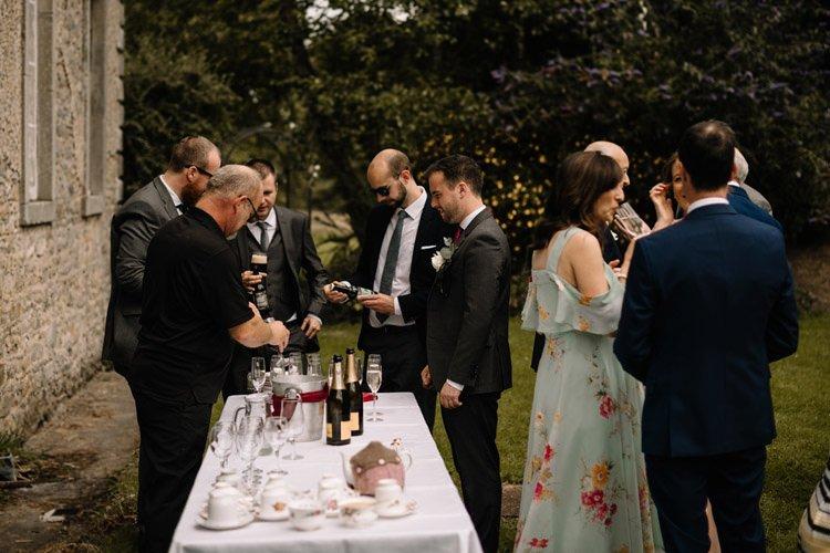 091 roundwood house intimate wedding