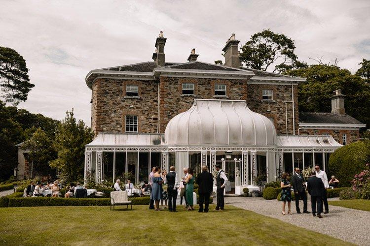 093 summer outdoor wedding at marlfield house wedding photographer