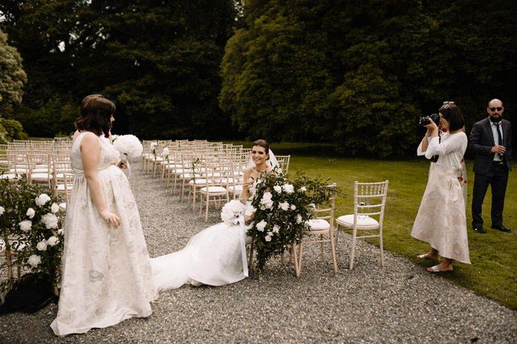 097 summer outdoor wedding at marlfield house wedding photographer