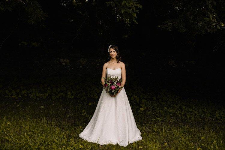 100 roundwood house intimate wedding