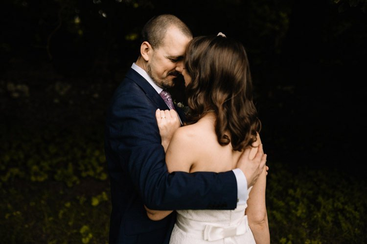 102 roundwood house intimate wedding