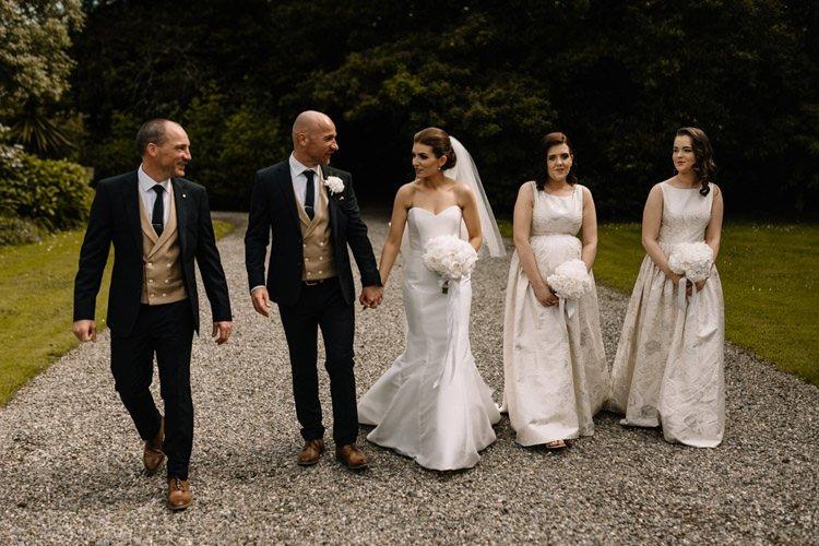 102 summer outdoor wedding at marlfield house wedding photographer