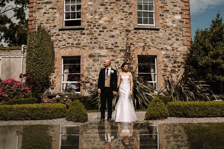 105 summer outdoor wedding at marlfield house wedding photographer