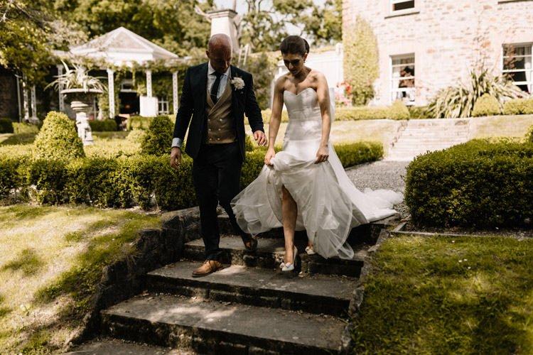 107 summer outdoor wedding at marlfield house wedding photographer