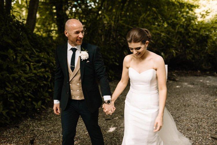 112 summer outdoor wedding at marlfield house wedding photographer