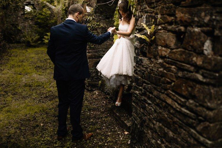 116 roundwood house intimate wedding