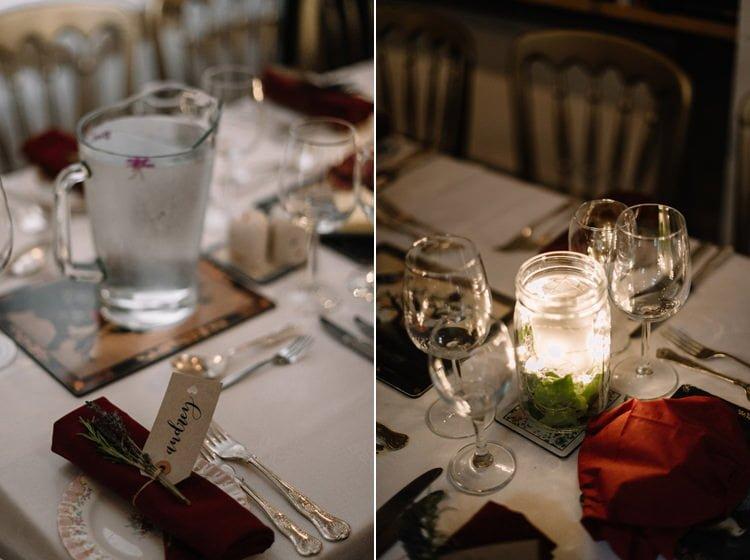 127 roundwood house intimate wedding
