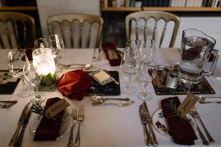 128 roundwood house intimate wedding